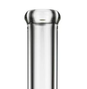 9mm glass beaker base ice bong mouthpiece