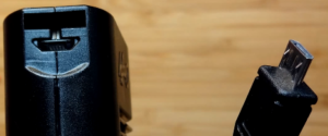 Crafty Vaporizer charging socket USB