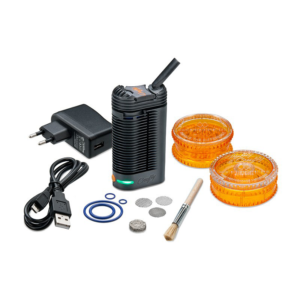 Crafty Vaporizer package contents