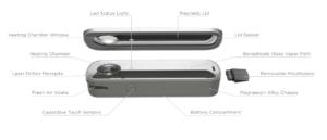 Firefly 2 Vaporizer Components