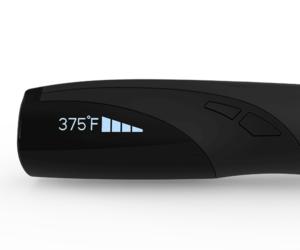 G Pen Elite Vaporizer LED Screen