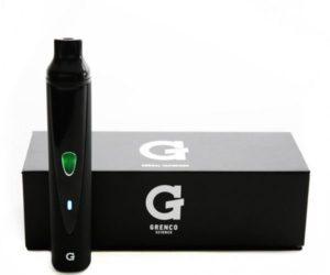 G Pen Pro Vaporizer unboxing