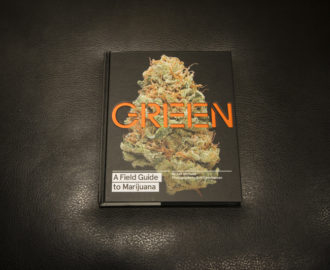 Green field guide marijuana book