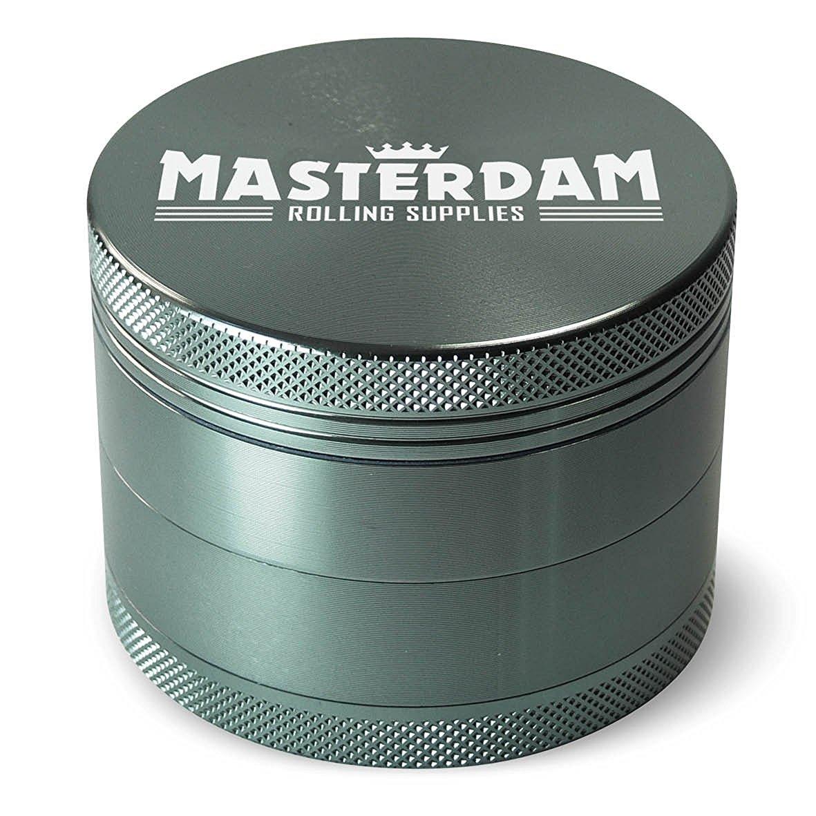 Masterdam 4 piece weed grinder