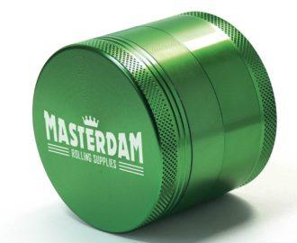 Masterdam 4 Piece Grinder Large Size