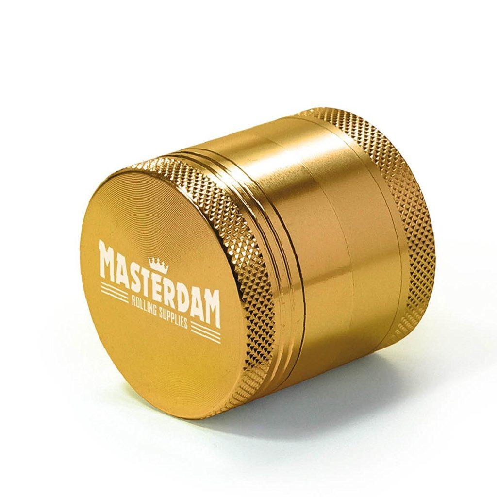 Masterdam 4 piece grinder compact size