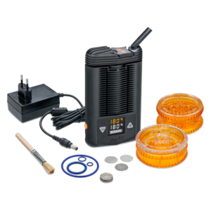 Mighty Vaporizer unboxed