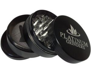 platinum grinders 4 piece grinder