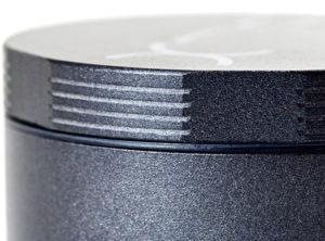 SLX Pocket Size Non-stick 4 piece grinder top lid grip