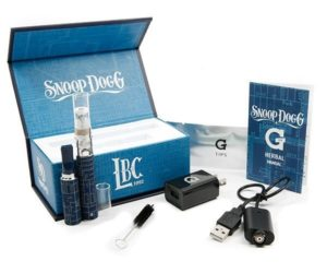 Snoop Dog G Pen Vaporizer Unboxed