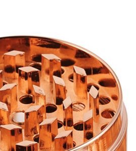 golden-bell-4-piece-grinder-diamond-shaped-teeth